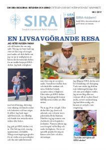 Senaste nyhetsbrevet från SIRA